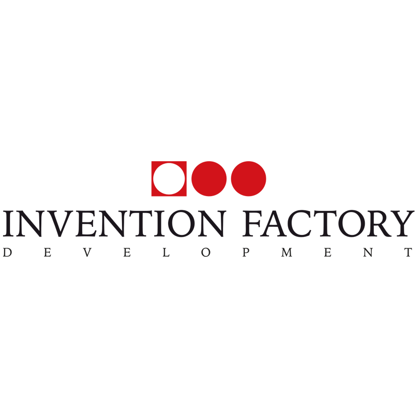 Invention Factory Development logo
