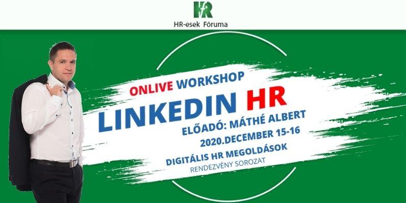 LinkedIn képzés HR-eseknek